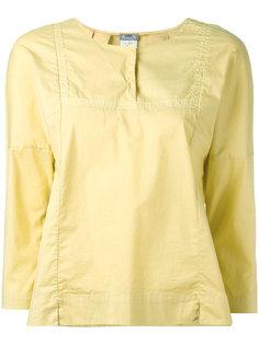 блузка с вырезом-хенли Kristensen Du Nord
