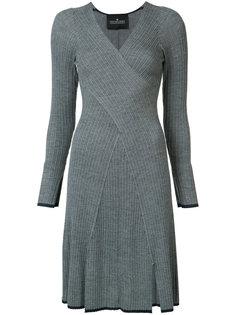 striped rib knit dress Designers Remix