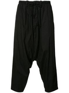 Sarouel Panel Pants Yohji Yamamoto