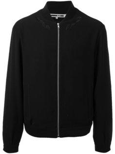 куртка-бомбер на молнии McQ Alexander McQueen