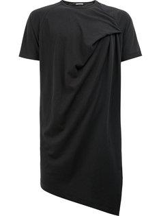 asymmetric T-shirt  Moohong