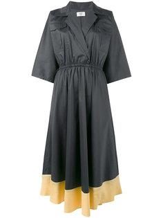 платье с накладными карманами Maryam Nassir Zadeh