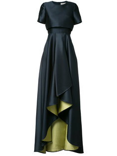 cascading gown dress Jason Wu