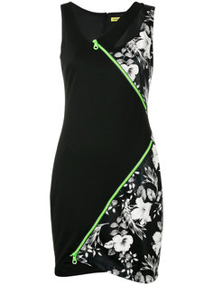 асимметричное платье Versace Jeans