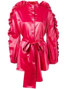 куртка с оборками на рукавах Ellery