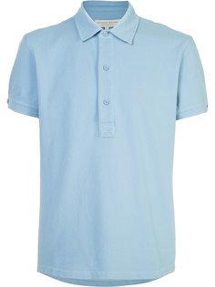 plain polo shirt  Orlebar Brown