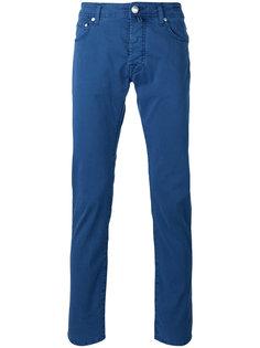 зауженные джинсы Jacob Cohen