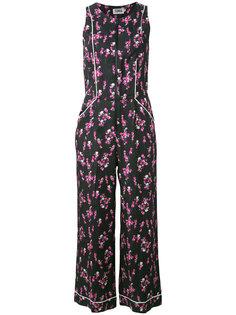 floral print jumpsuit  Sonia By Sonia Rykiel