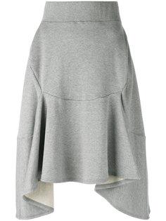 asymmetric skirt Junya Watanabe Comme Des Garçons