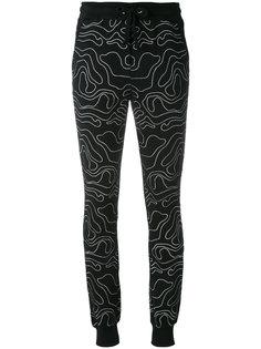 embroidered sweatpants Zoe Karssen