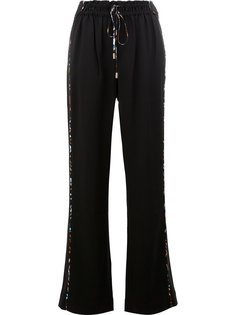 wide leg drawstring trousers Peter Pilotto