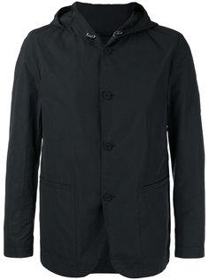 куртка с капюшоном на пуговицах Boss Hugo Boss