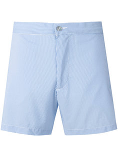 Stripy swim shorts Officine Generale