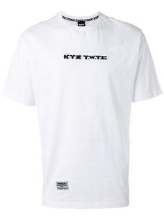 TWTC embroidered T-shirt KTZ