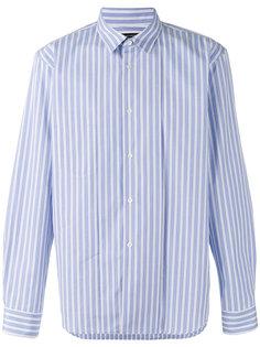полосатая рубашка с длинными рукавами Comme Des Garçons Homme Plus