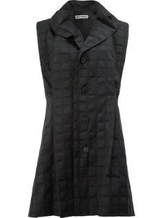 пиджак бе рукавов Issey Miyake