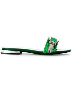 metallic embellished sandals Toga Pulla