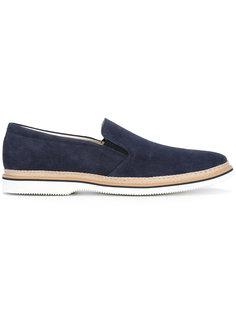 ботинки-лоферы Hogan