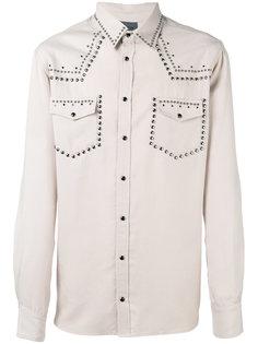 рубашка с заклепками Laneus