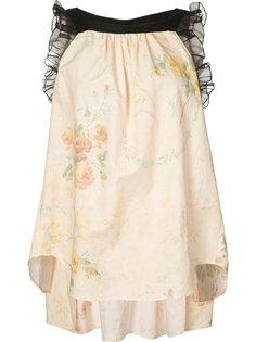 floral print blouse Veronique Branquinho
