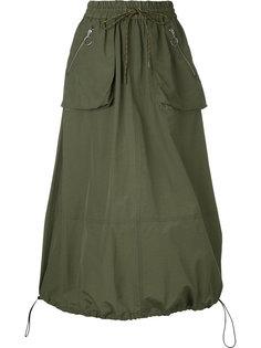 юбка в рабочем стиле G.V.G.V.