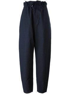 зауженные брюки свободного кроя Stella McCartney