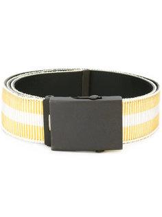 striped belt Haider Ackermann