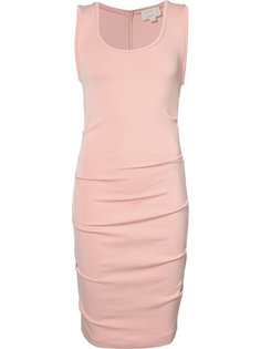 fitted dress Nicole Miller