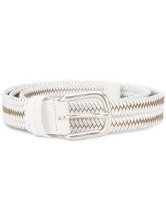 buckled belt  Eleventy