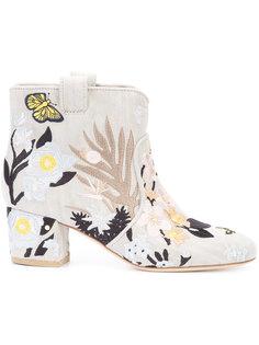джинсовые ботинки Belen Laurence Dacade