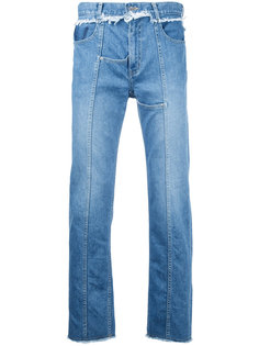 front seam jeans Christian Dada