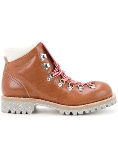 ботинки в походном стиле Undercover