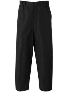 укороченные брюки Ziggy Chen