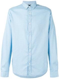 рубашка с воротником на пуговицах Armani Jeans