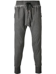 спортивные брюки с заниженной проймой Unconditional