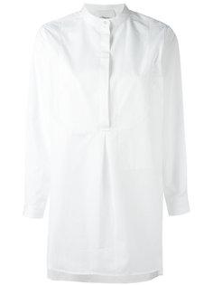классическая поплиновая рубашка-туника 3.1 Phillip Lim