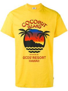 футболка Coconut Island Gcds