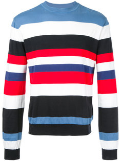 striped knit sweater Christian Dada