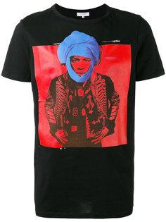 футболка с фото-принтом  Les Benjamins