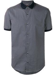 рубашка с геометрическим принтом Michael Kors
