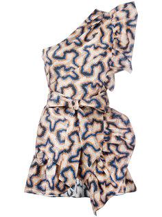 платье на одно плечо Isabel Marant