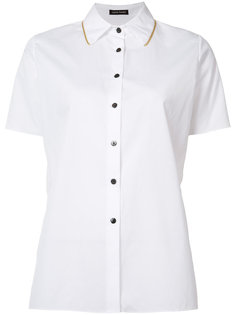 shortsleeved boxy shirt Sophie Theallet
