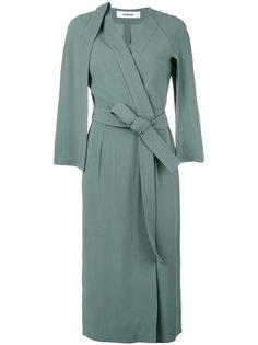 платье с запахом Judo  Chalayan
