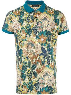 рубашка-поло с рисунком Etro