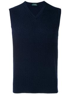 sleeveless jumper  Zanone