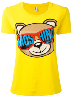 футболка Teddy Bear Moschino