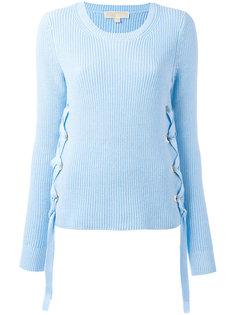 свитер в рубчик Michael Michael Kors