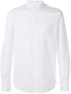 mandarin neck shirt Aspesi