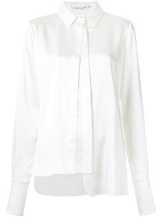 asymmetric shirt Gloria Coelho