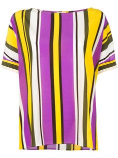полосатая блузка P.A.R.O.S.H.